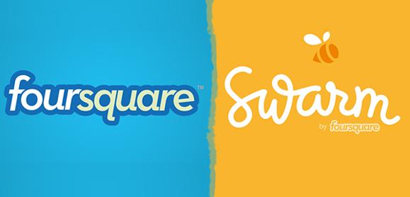 Foursquare Swarm 1