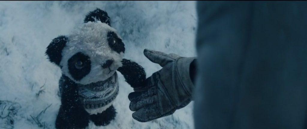 Reklama Tile - Lost Panda
