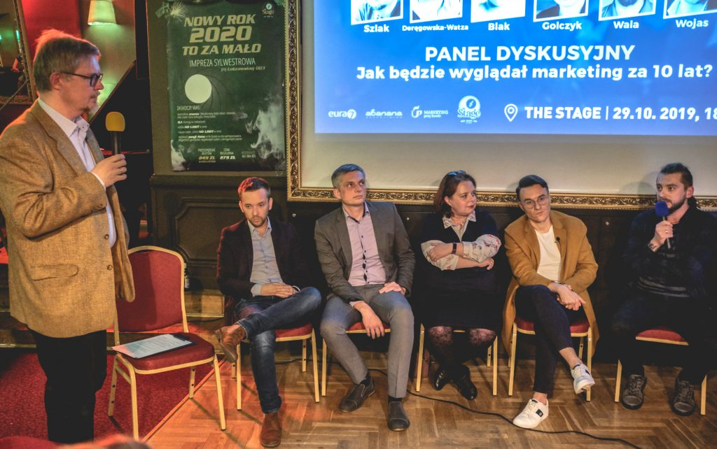 uczestnicy panelu